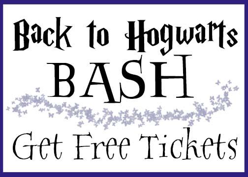 Back to Hogwarts Bash Icon
